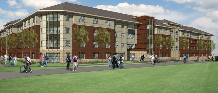 New Student Housing
