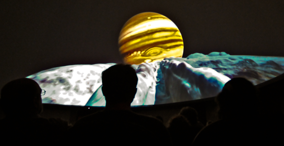 Planetarium-Show