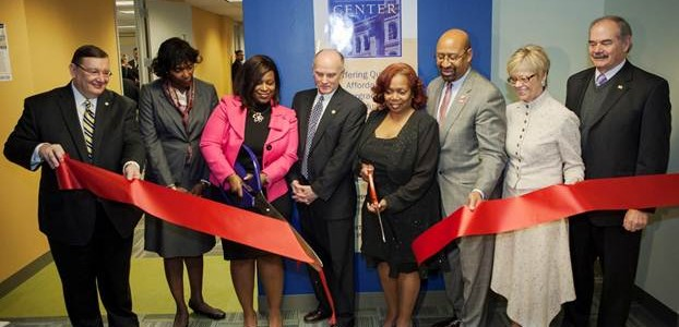 PASSHE Ribbon Cutting