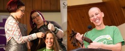Erica-Richter-at-ESU-Shave-for-the-Brave
