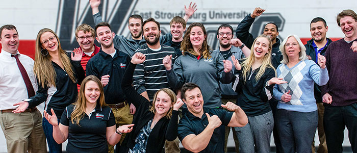 Esu Insider Athletic Training Department Celebrates 40th