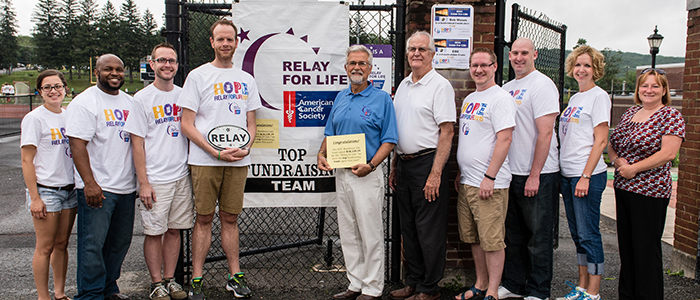 ESU Hosts 6th Relay for Life