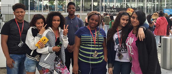 Spanish-camp-students