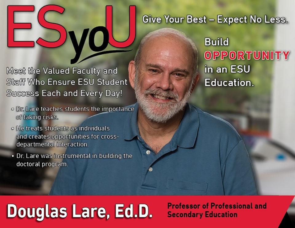 Dr. Douglas Lare