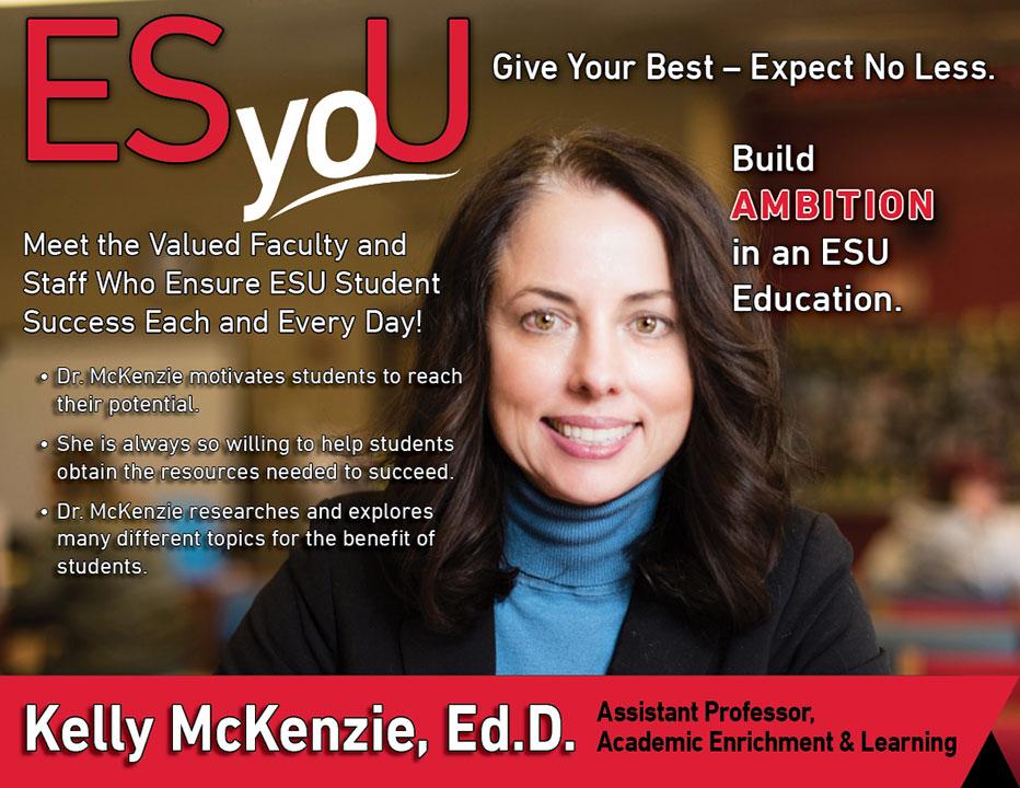 Dr. Kelly McKenzie