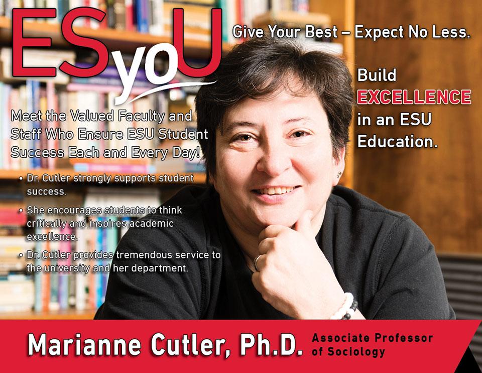 Dr. Marianne Cutler