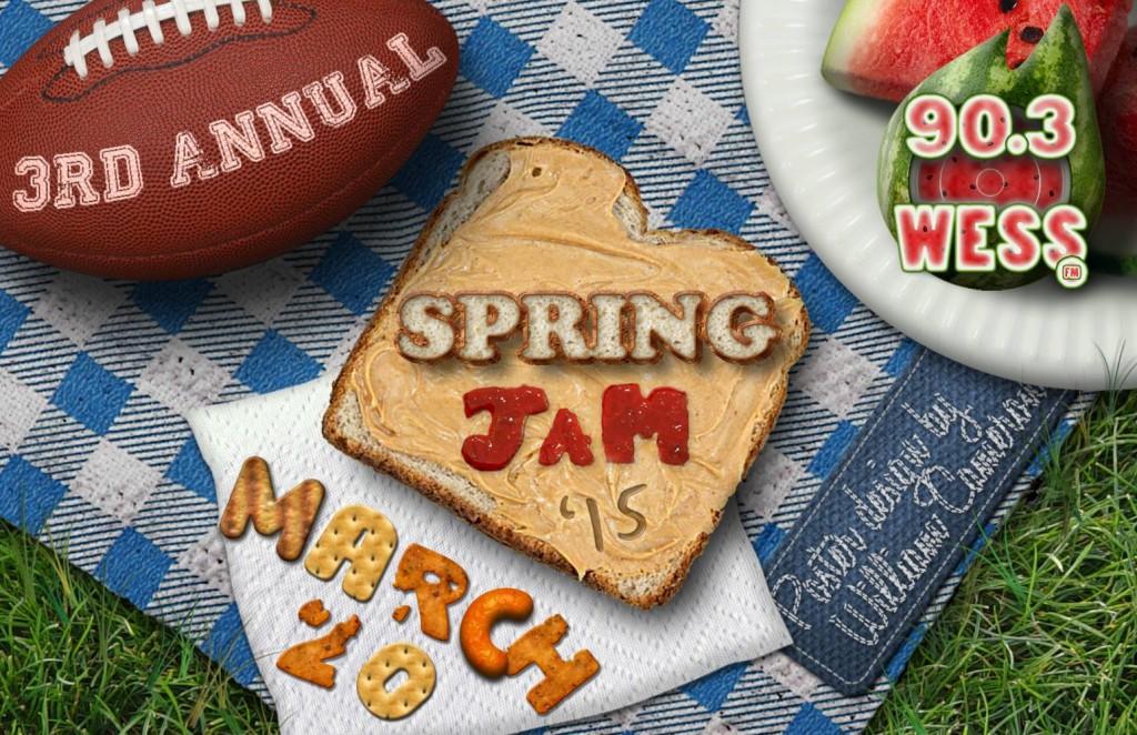 Spring Jam 2015