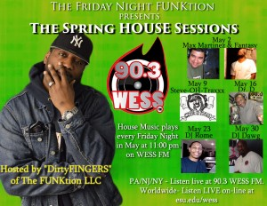 Spring HOUSE Sessions