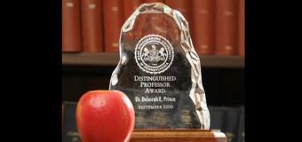 Distinguished Professor Award