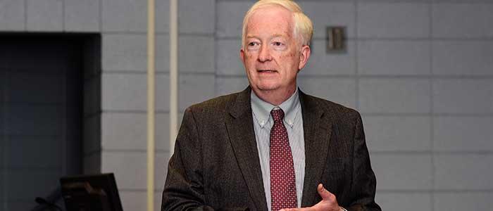 Attorney General Gerard Geiger