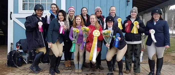 Equestrian Team