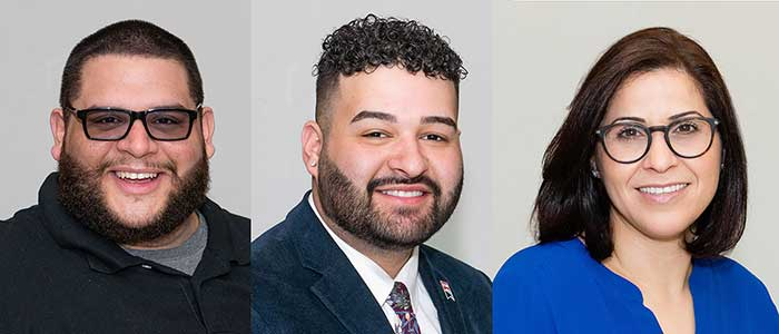 Student Commencement Speakers Spring 2019