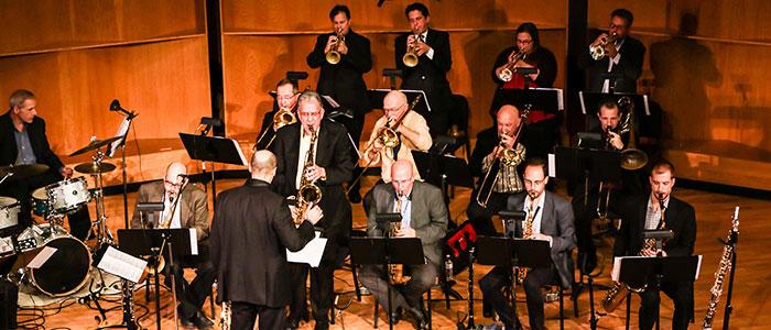 ESU Jazz Band