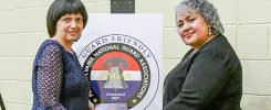 Guard Friendly Award Ceremony