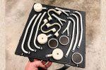 stethoscope pieces