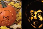 Winner of pumpkin carving contest - Katrina Stenger