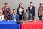 ESU and NCC Partnership Signing